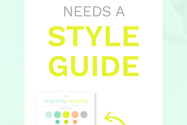 Why your business needs a style guide, style guide, branding, small business, designing, designing a brand, brand style guide