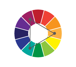 a color palette for your brand, color palettes for a brand, colors for a brand, how to pick colors for a brand, color theory, psychology of color