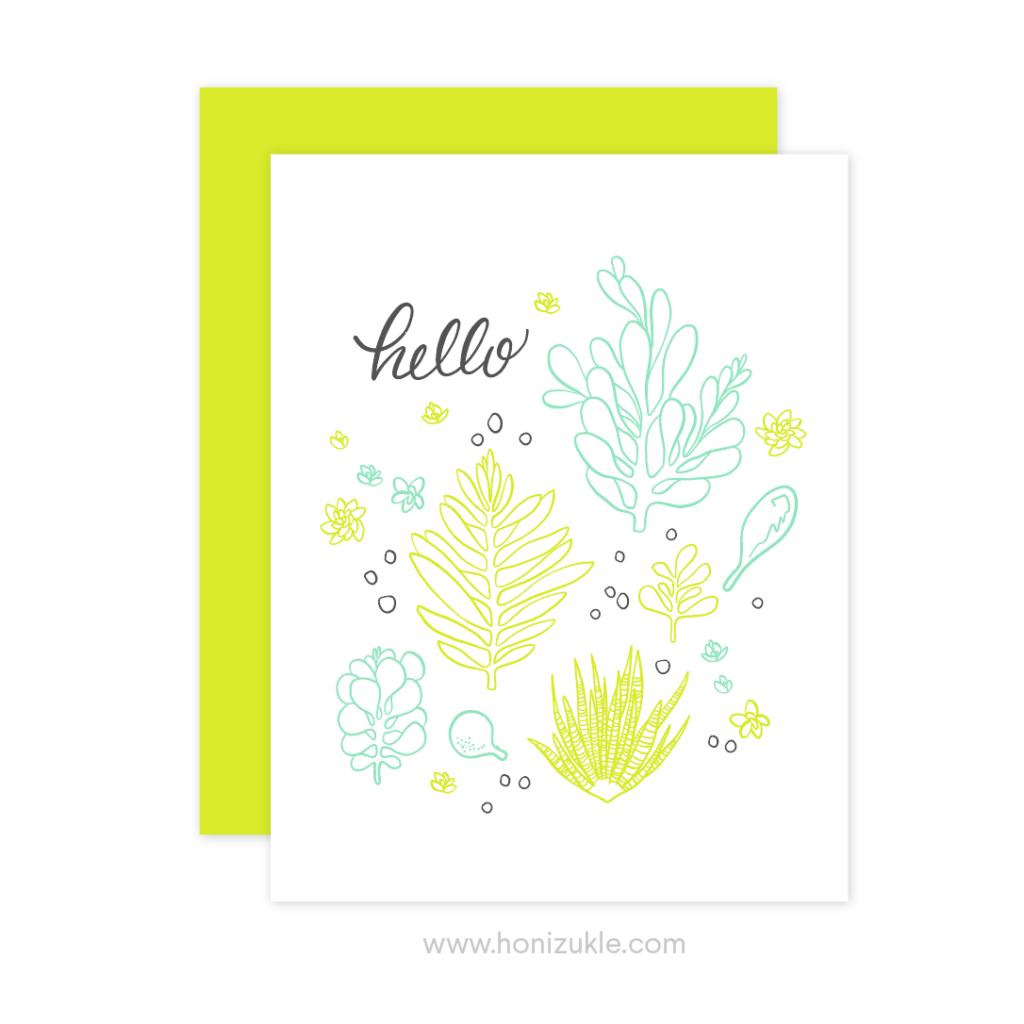 honizukle press, letterpress stationery, greeting cards, branding design, branding, web design, graphic design, feminine design