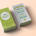 business card design, business card, branding, logo work, logo design, printing, letterpress printing, honizukle press