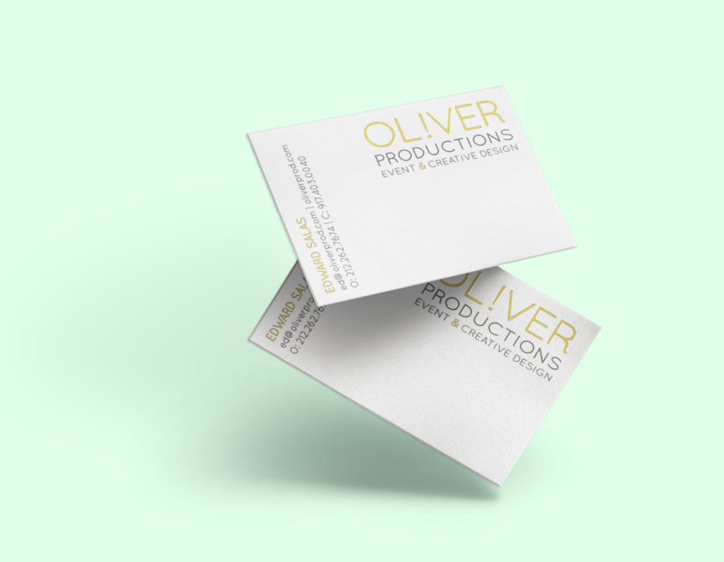 business card design, business card, branding, logo work, logo design, printing, letterpress printing, honizukle press, oliver prod