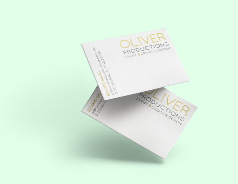 business card design, business card, branding, logo work, logo design, printing, letterpress printing, honizukle press, oliver prod